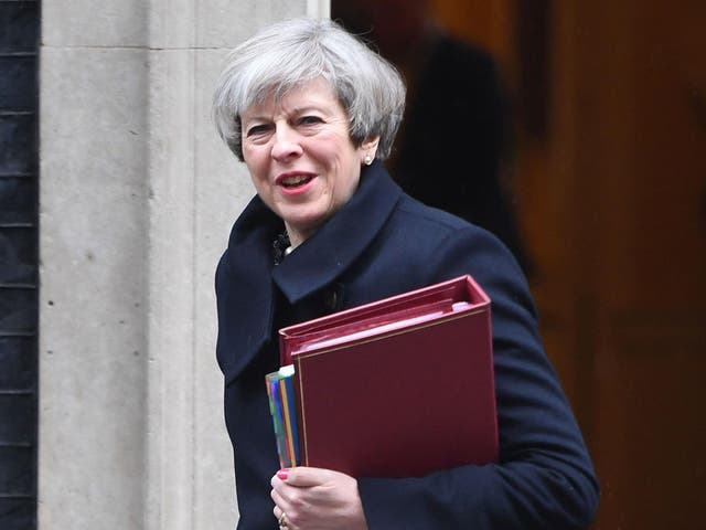 Brexiteers act as if the prize will somehow be snatched away from them. It won't be; Theresa May will deliver it. Yet they have not laid down their weapons