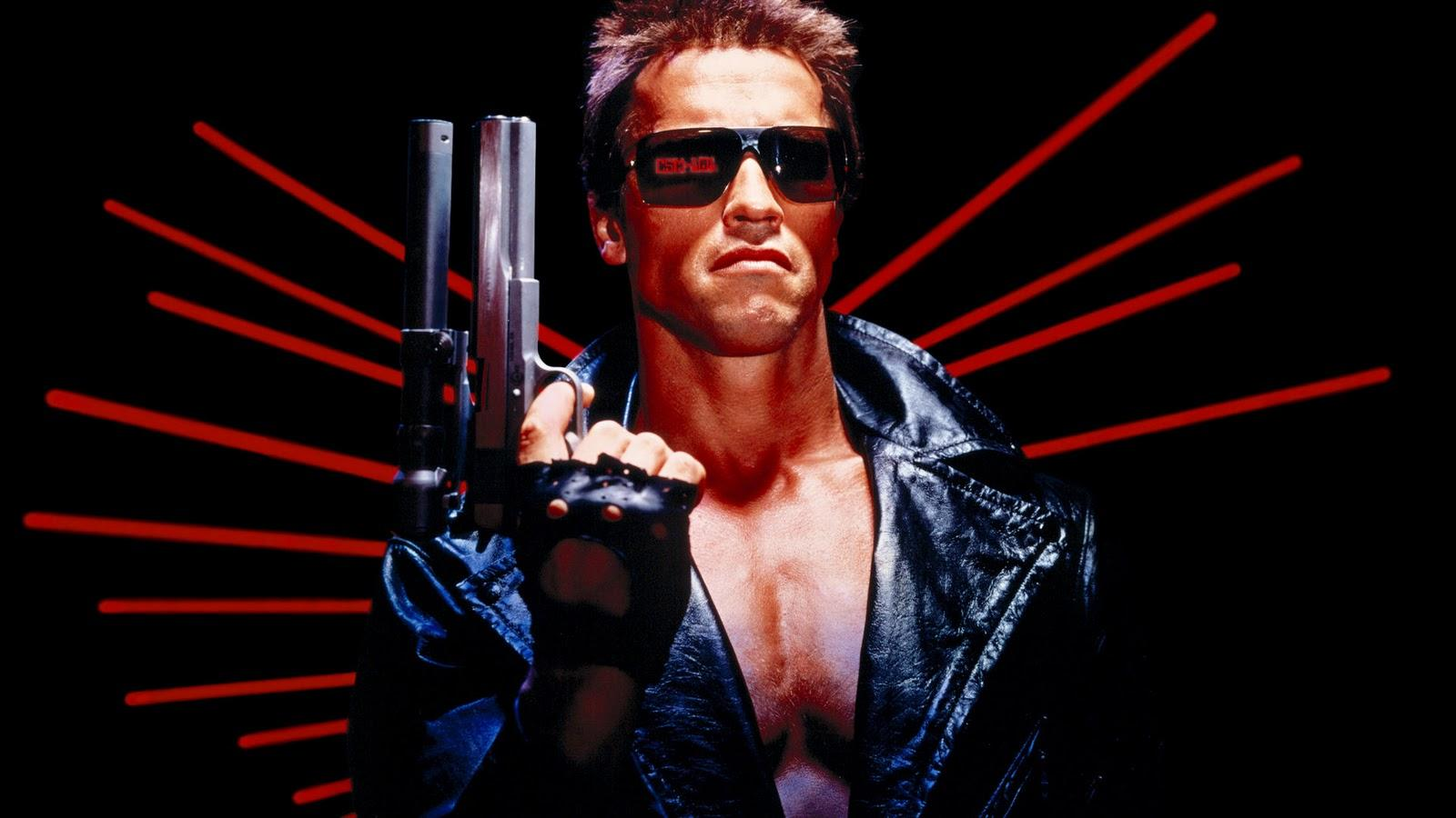 Arnold Schwarzenegger: the inflexible Terminator in the past and present 33