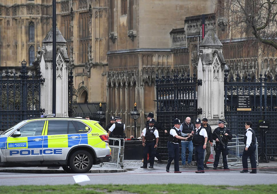 Westminster attack: MPs were metres away from terrorist Khalid