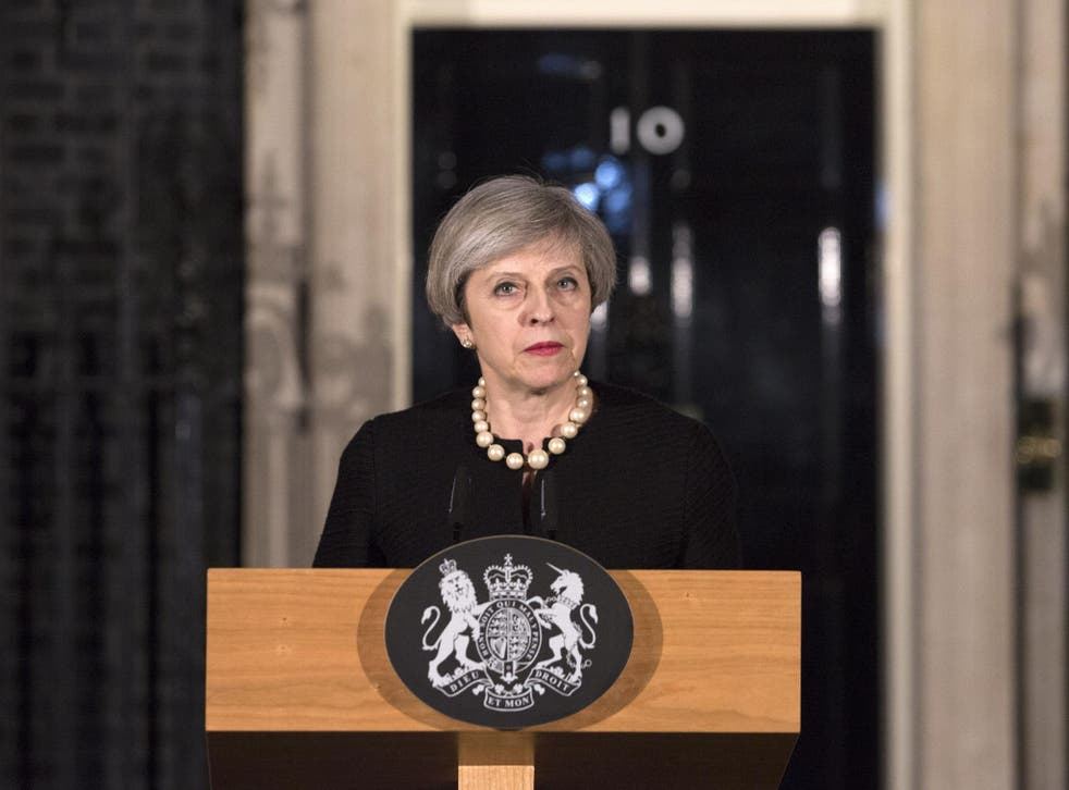 Theresa May was not expected to attend the EU meeting in Rome, but maybe changing her plans in the aftermath of the Westminster terror attack