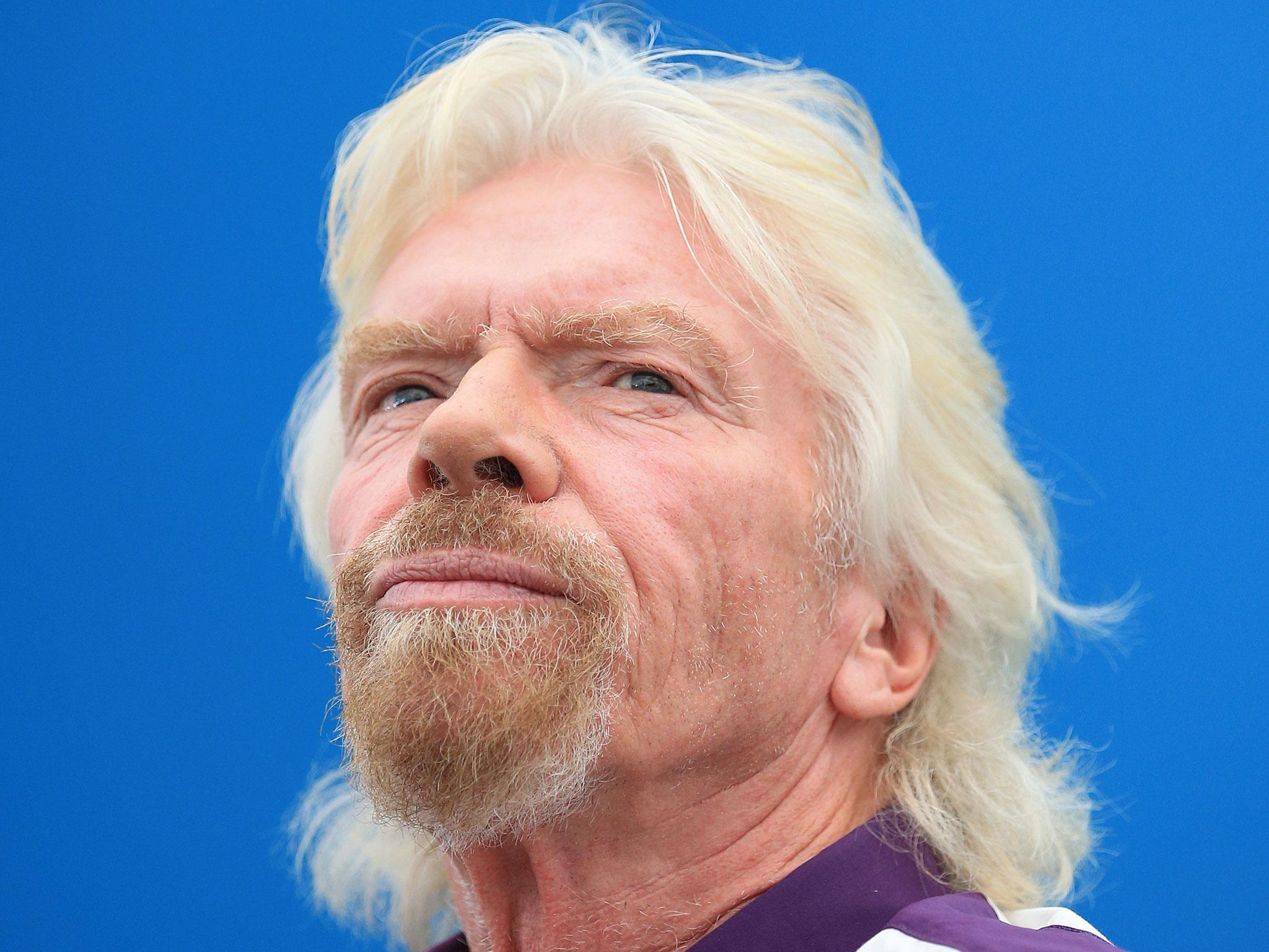 Sir Richard Branson calls for second EU referendum based on 'real facts' | The Independent