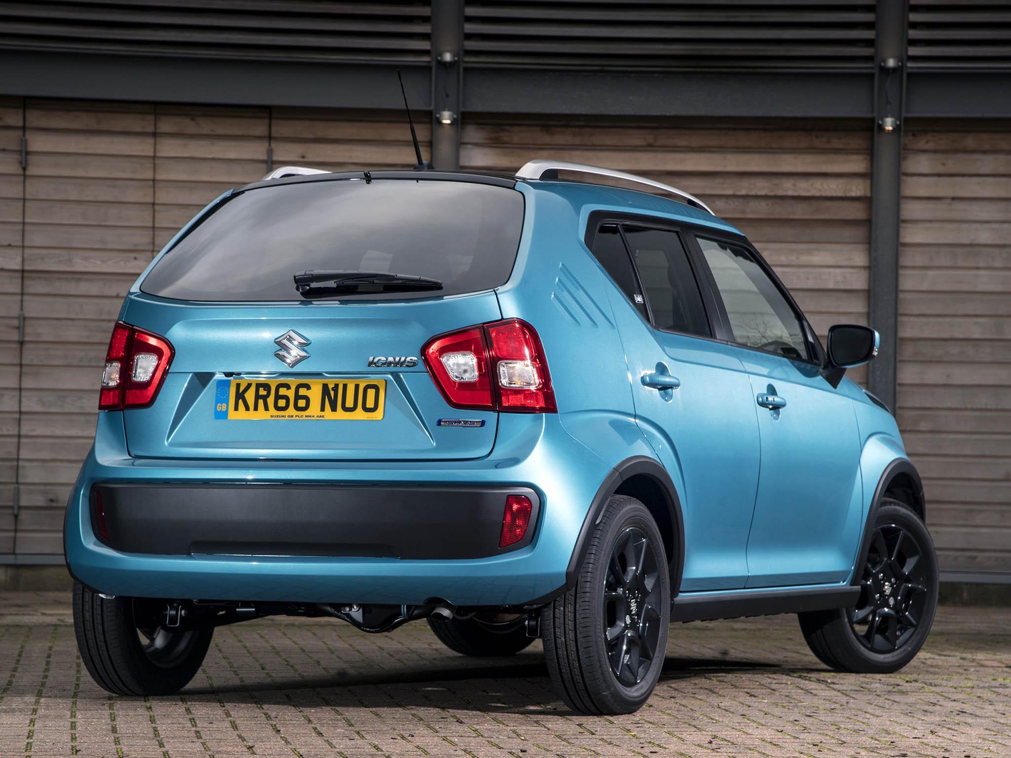 Car Review: Suzuki Ignis