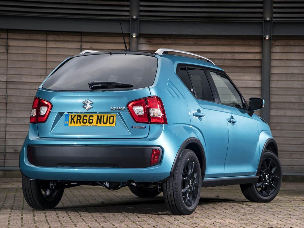 Car review suzuki ignis the independent car review suzuki ignis fandeluxe Choice Image