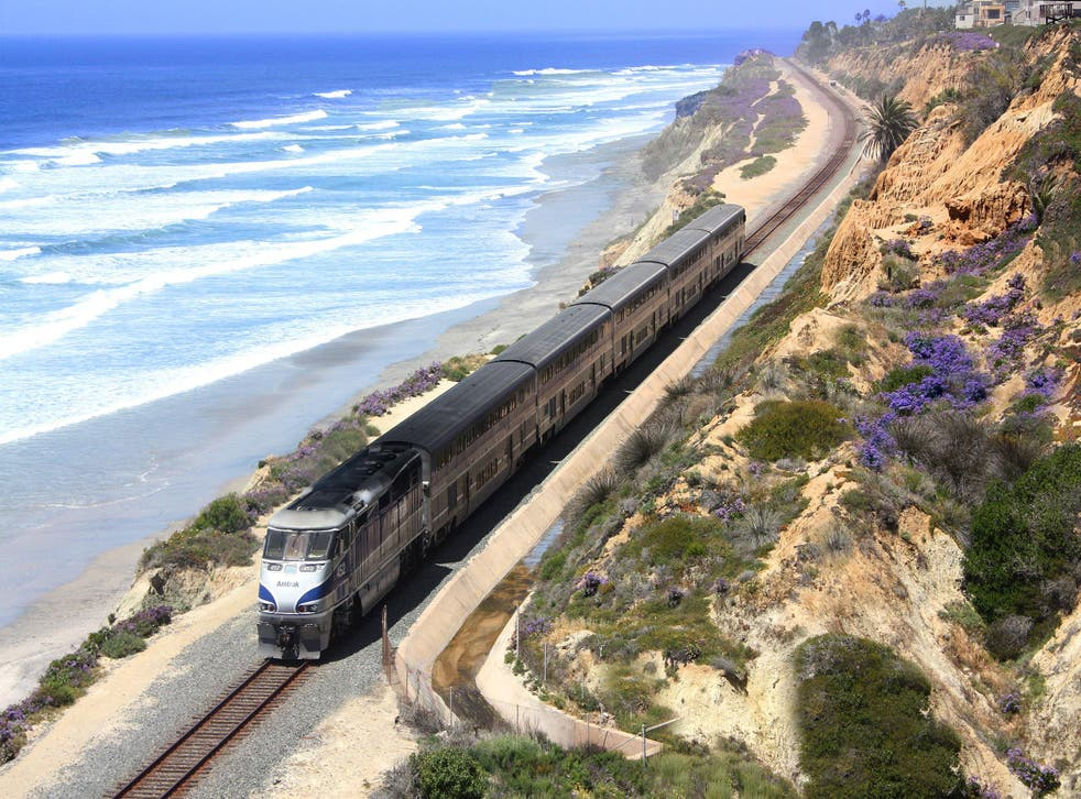 Some of America's most iconic rail routes are at risk due to Donald Trump's spending plans
