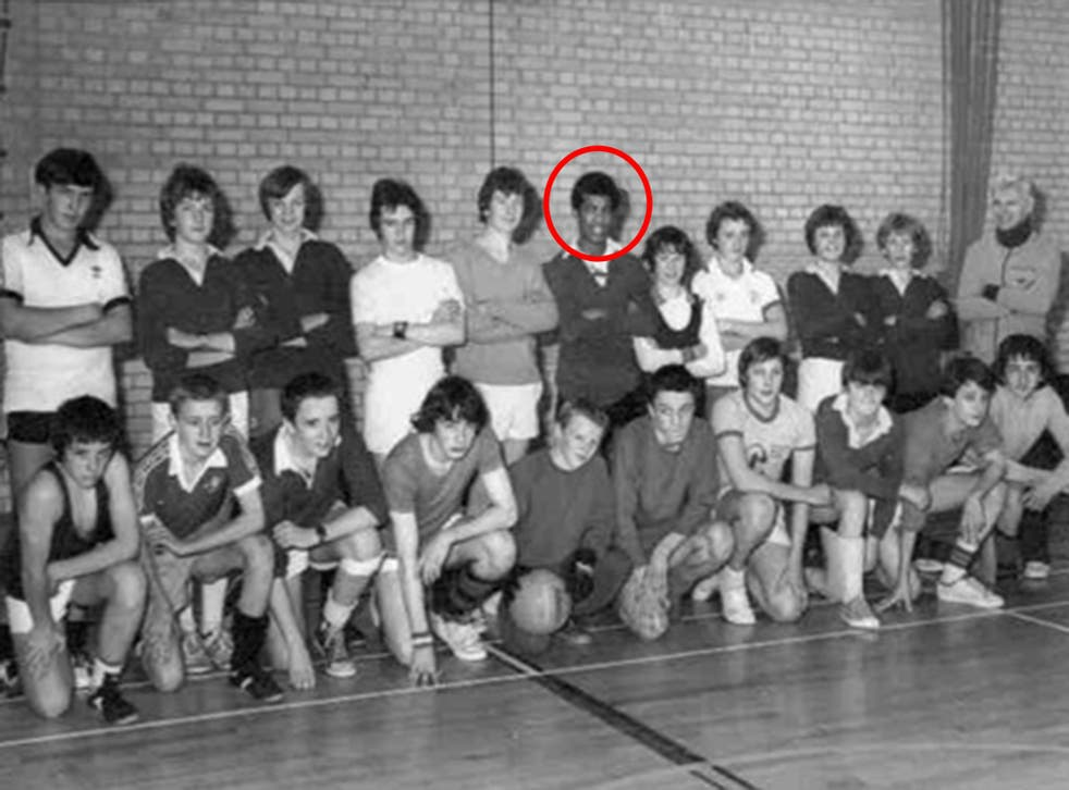 Khalid Masood, pictured during his school days in Kent, was not 'a proper Muslim' despite converting to Islam