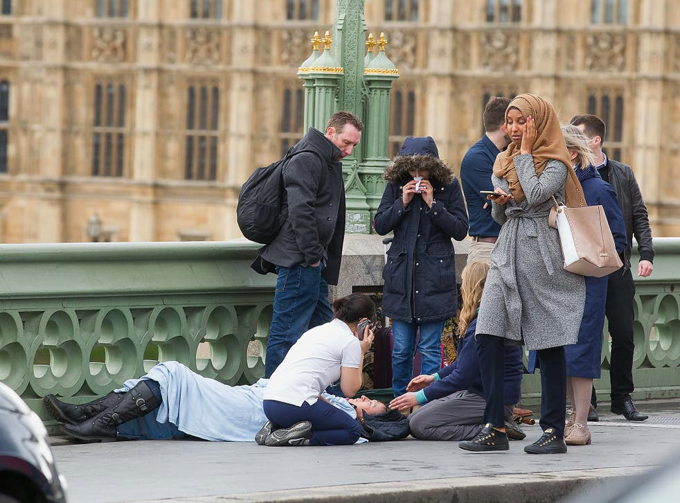 The photographer has also criticised those who have taken the image out of context to push a 'hate agenda'