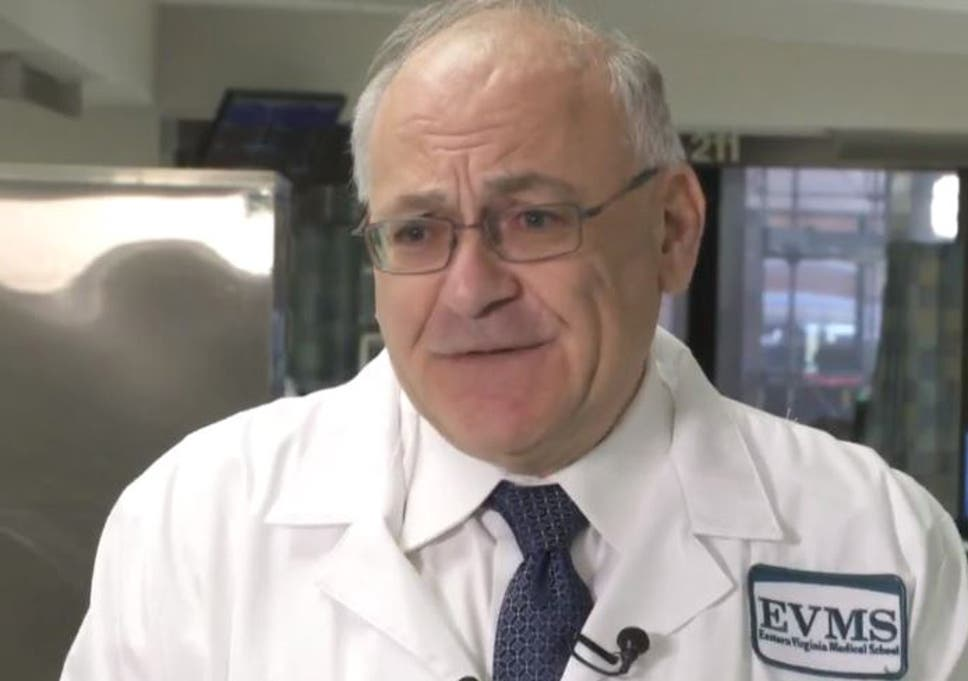Doctor says improvised 'cure' for sepsis has had remarkable
