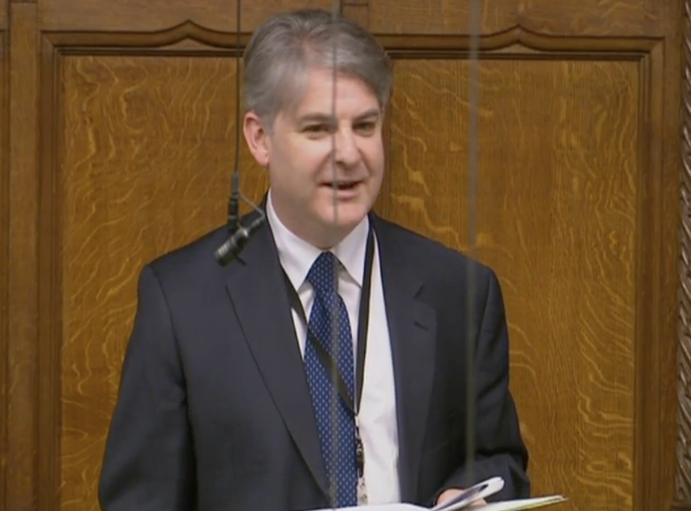 Philip Davies tried to block the Istanbul Convention