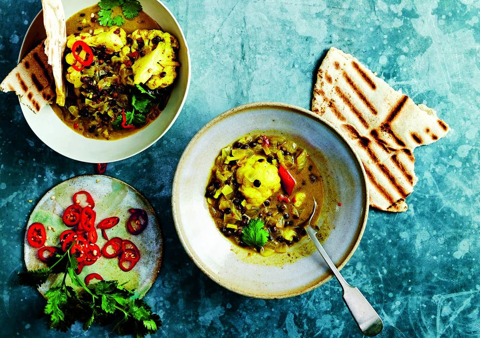 How to make kerala cauliflower curry | The Independent