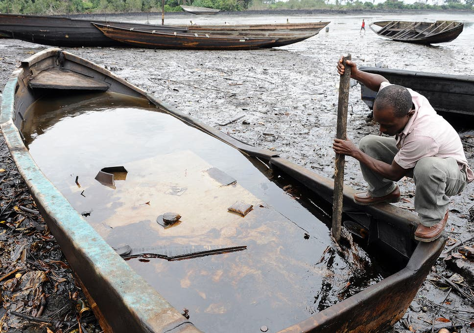Shell accused of concealing data on the health effects of