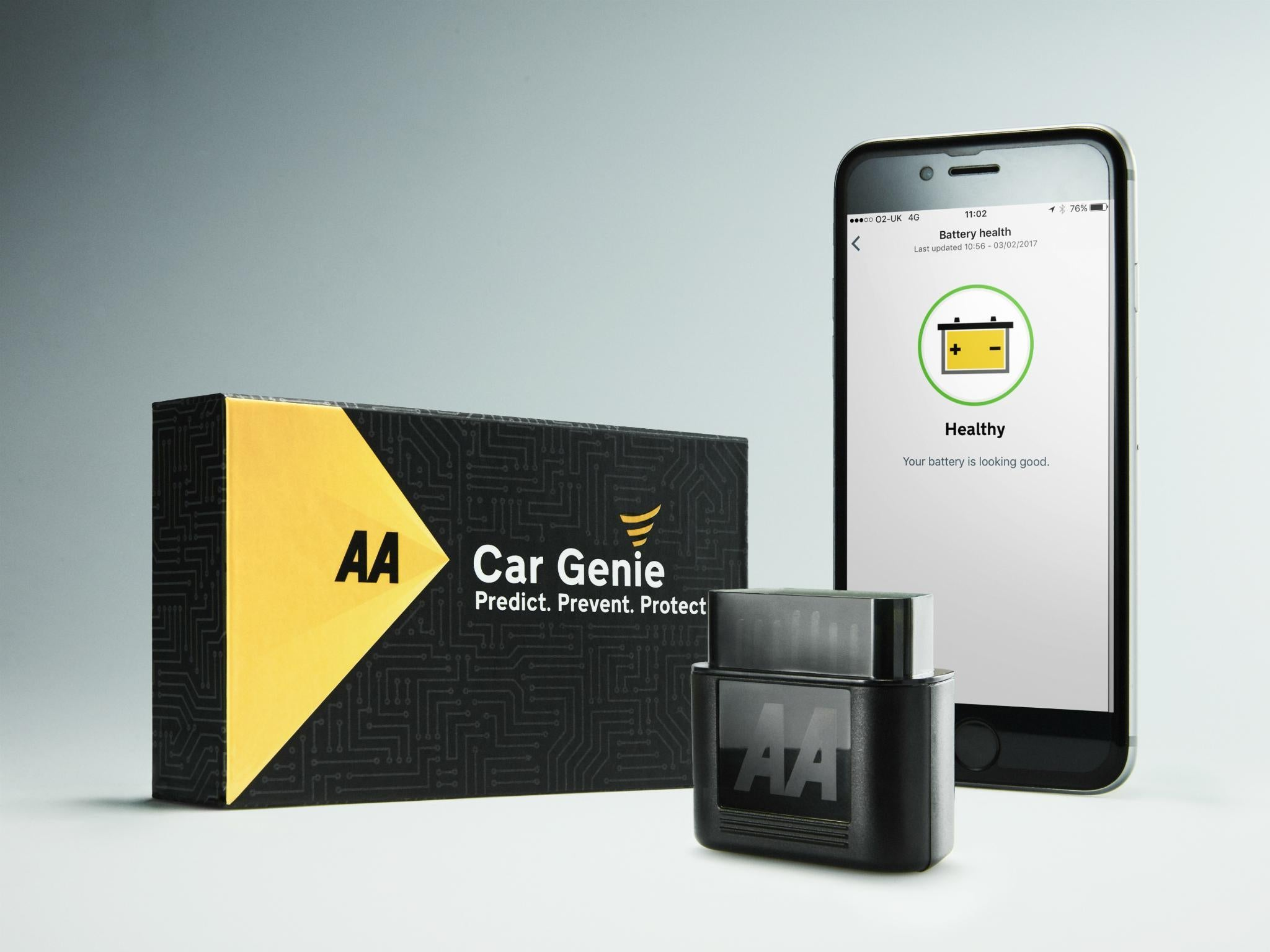 Car Genie: New AA device predicts car breakdowns before they happen