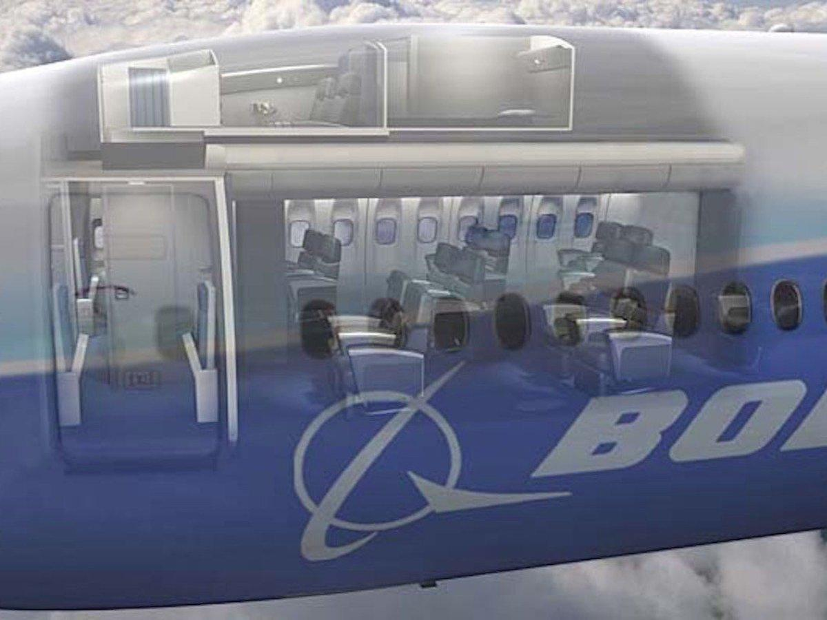 Inside the secret plane bedrooms where pilots sleep on long