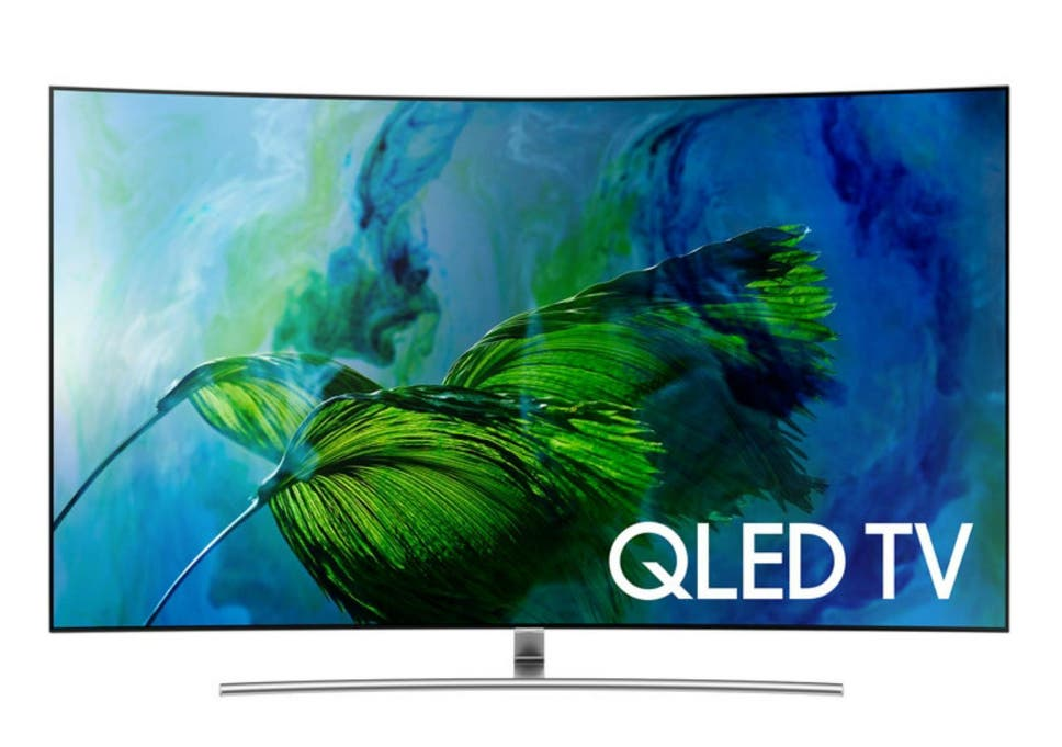 Samsung Qled A Tv Screen That Is Jaw Droppingly Good The Independent