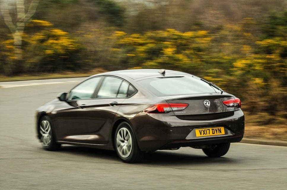Review vauxhall insignia grand sport the independent review vauxhall insignia grand sport fandeluxe Image collections