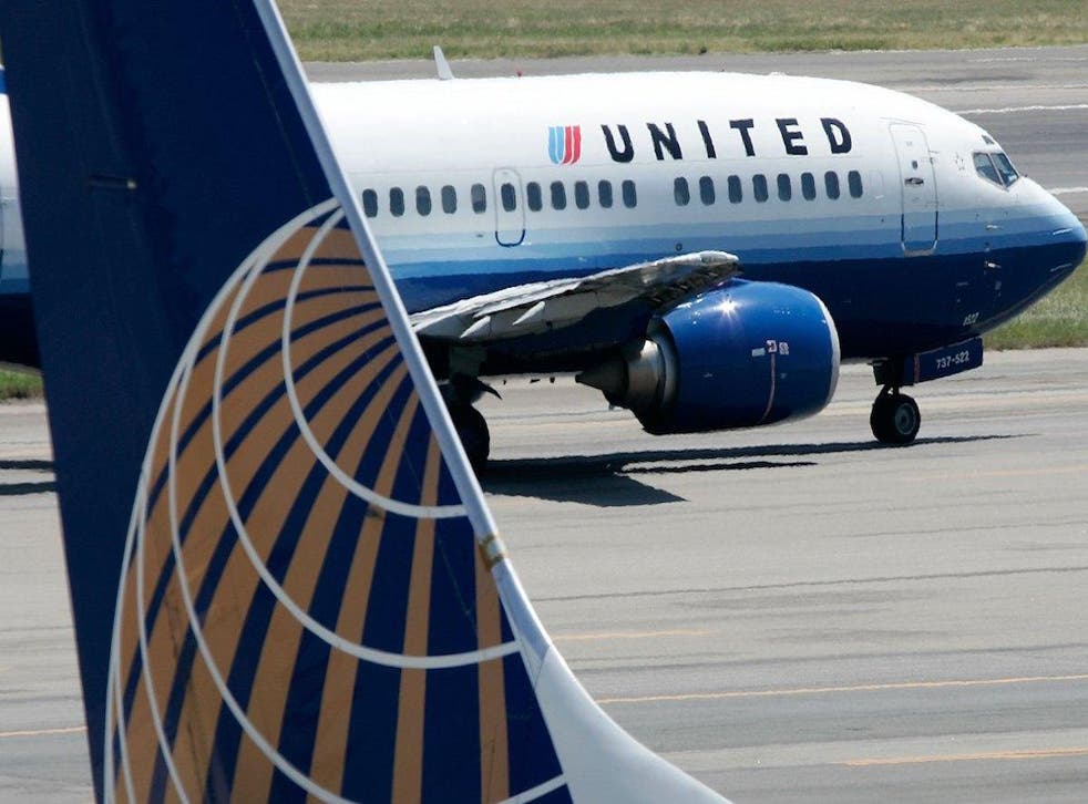 United Airlines chief executive Oscar Munoz said 'this will never happen again' after the viral video showing David Dao being violently dragged off the overbooked plane