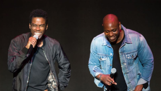 Dave Chappelle Crashes Chris Rock Stand Up To Perform
