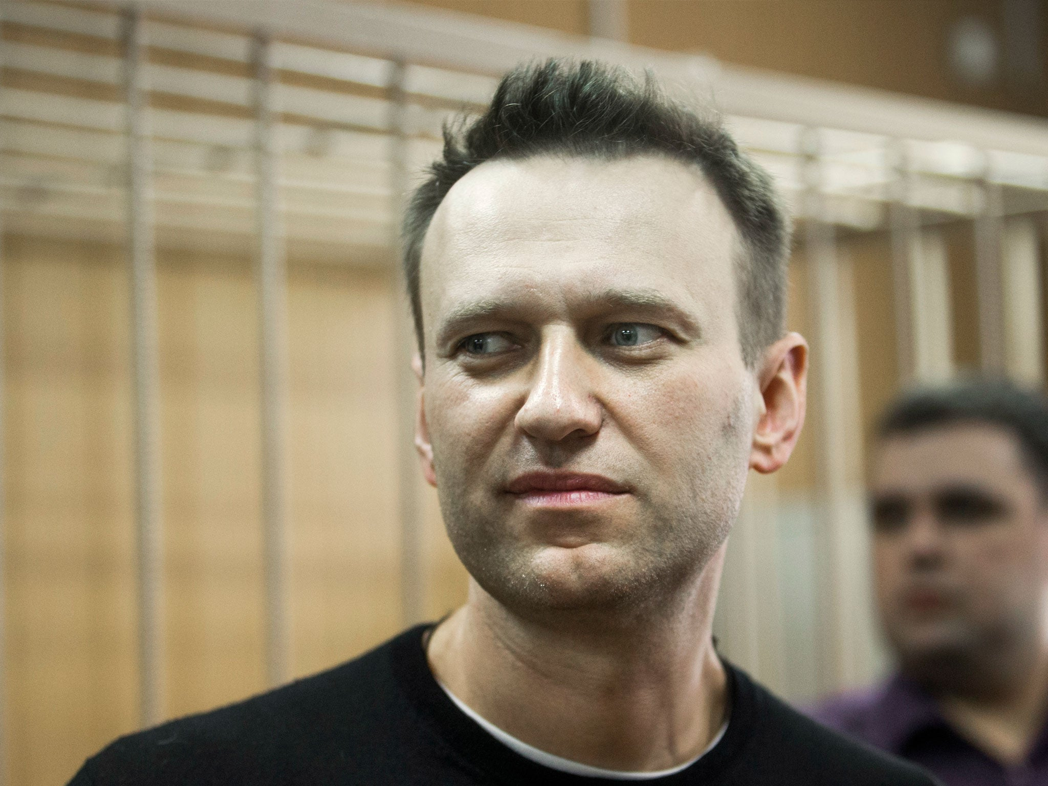 They want to sentence Alexei Navalny to 10 years of imprisonment 12/19/2014 89