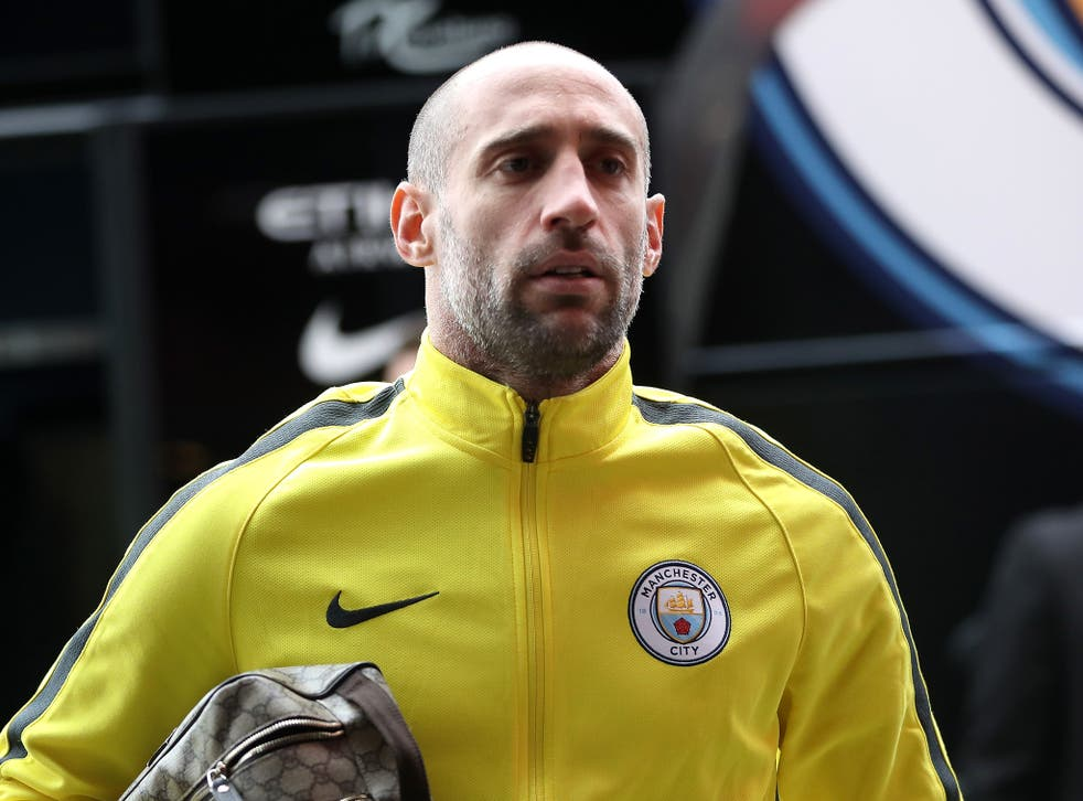 Pablo Zabaleta is set to leave Manchester City at the end of the season