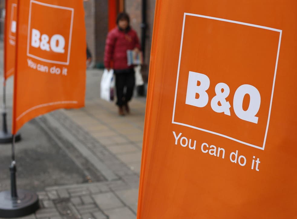 Kingfisher, the owners of B&Q, are among the companies calling for a major energy efficiency drive