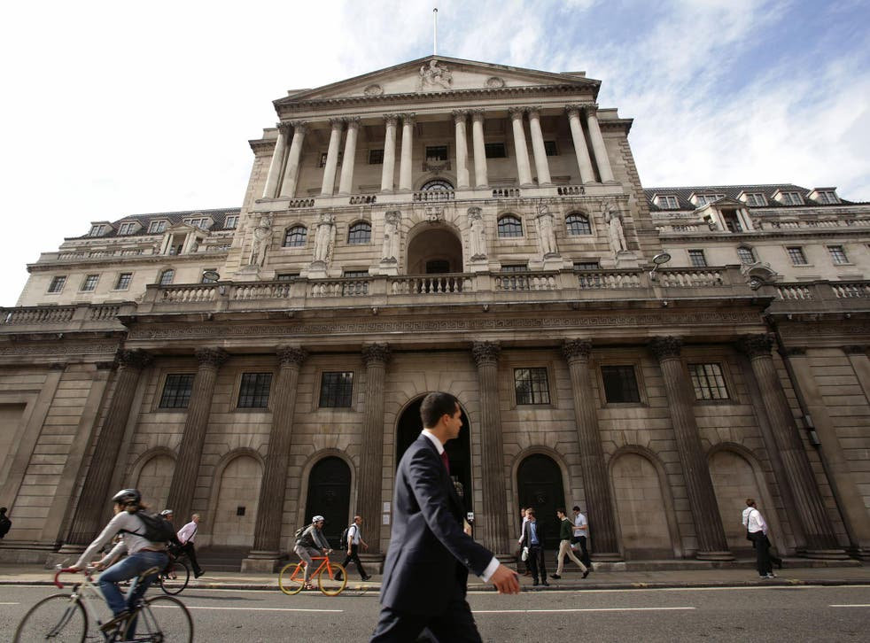 """Hard Brexit could lead to, """"higher loan impairments, increased risk of default and lower asset prices and collateral values"""", Mr Woods said"""