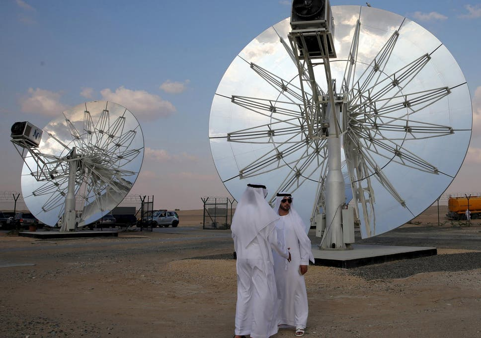 UAE sees huge savings in switch to green energy from natural