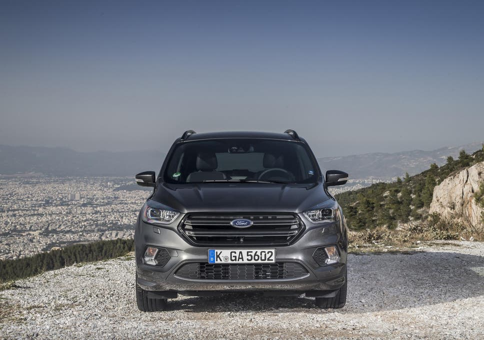 Car Review Ford Kuga   Tdci Powershift Awd