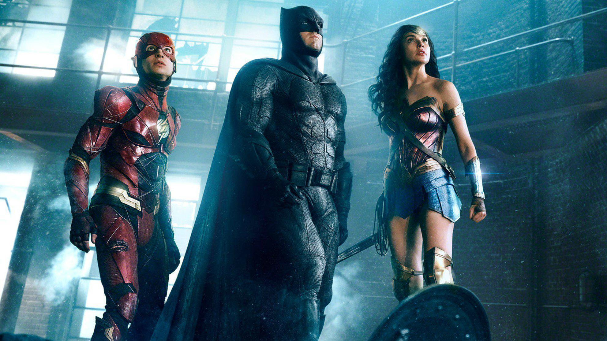 Justice League trailer hints at potential major villain