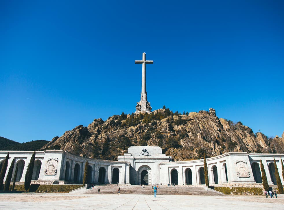 Franco's grave is one of the most divisive spots in Spain