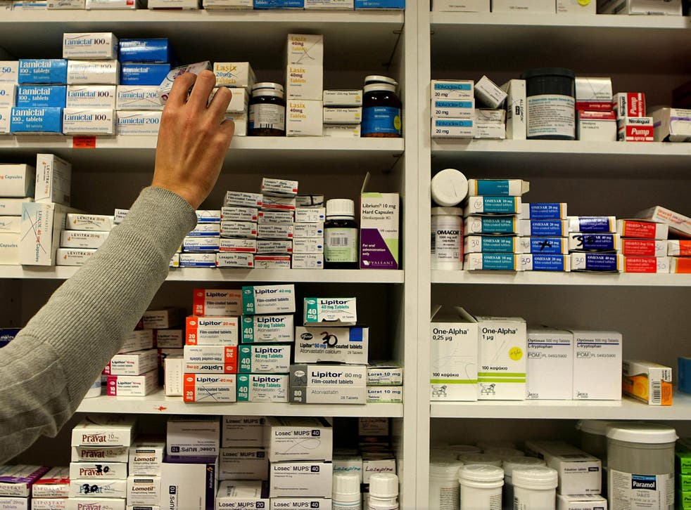 Rising drug prices, together with austerity measures, are destroying our health service