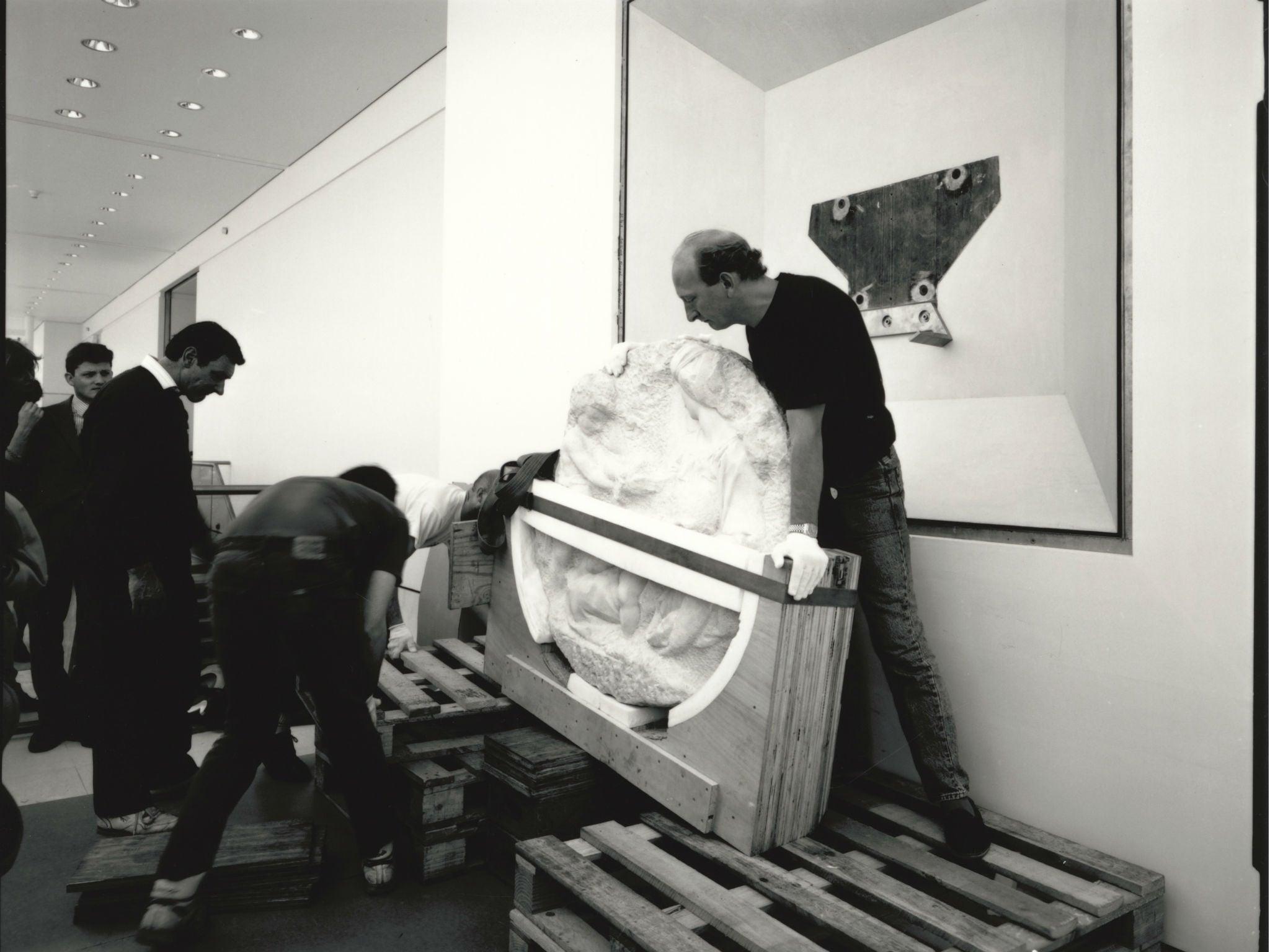 How Michelangelo's Taddei tondo got to Britain: Sir George Beaumont