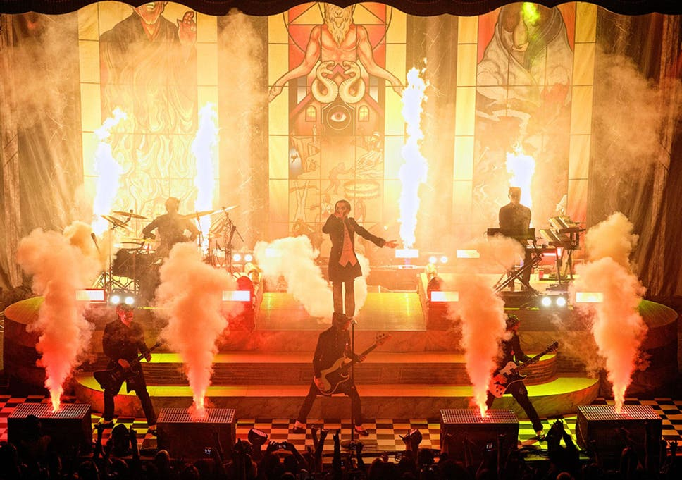 Ghost, Forum, London, gig review: Swedish metal occultists