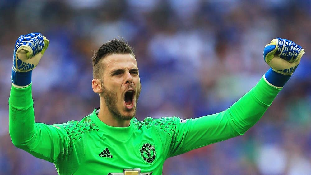 0b326c7c906 Who could replace David de Gea at Manchester United if the ...