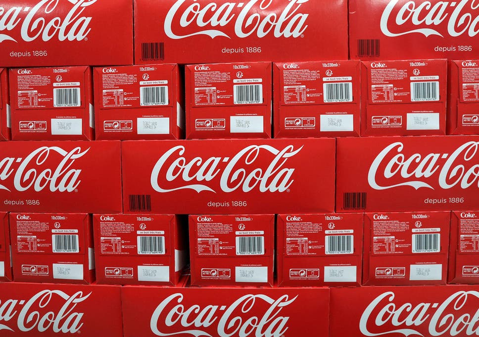 Coca-Cola to cut 1,200 jobs as consumers turn away from