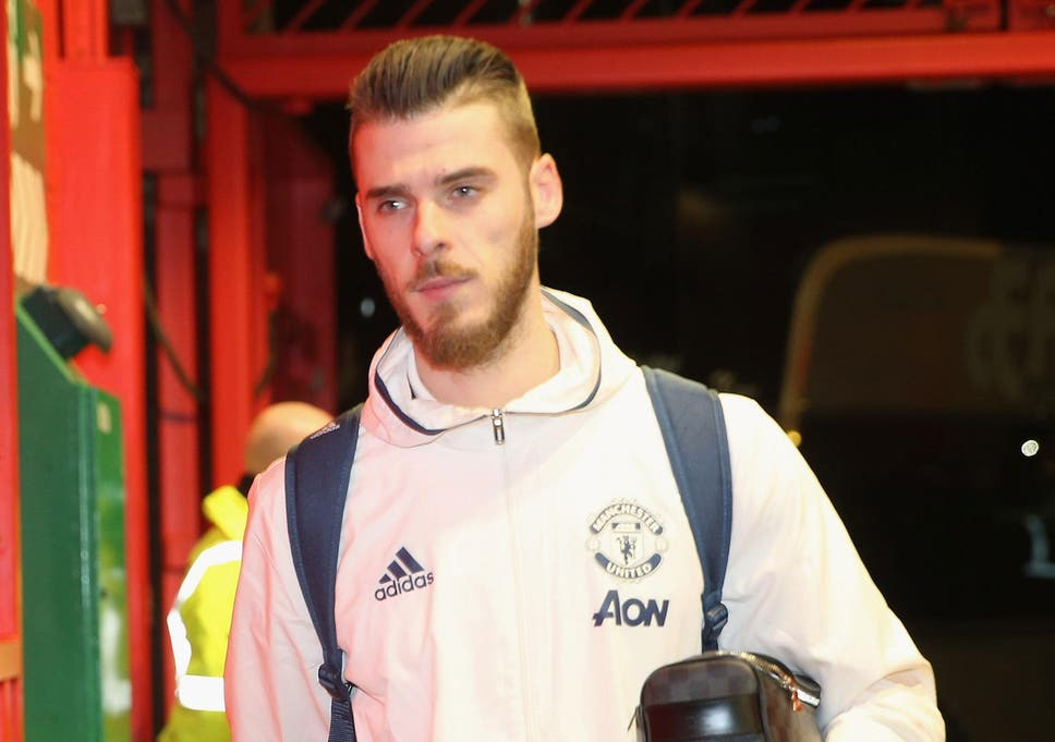 2cb618609 David de Gea looks increasingly likely to leave Manchester United this  summer