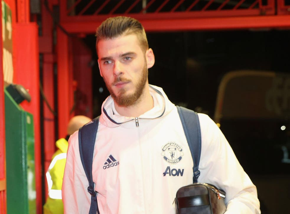 David de Gea looks increasingly likely to leave Manchester United this summer
