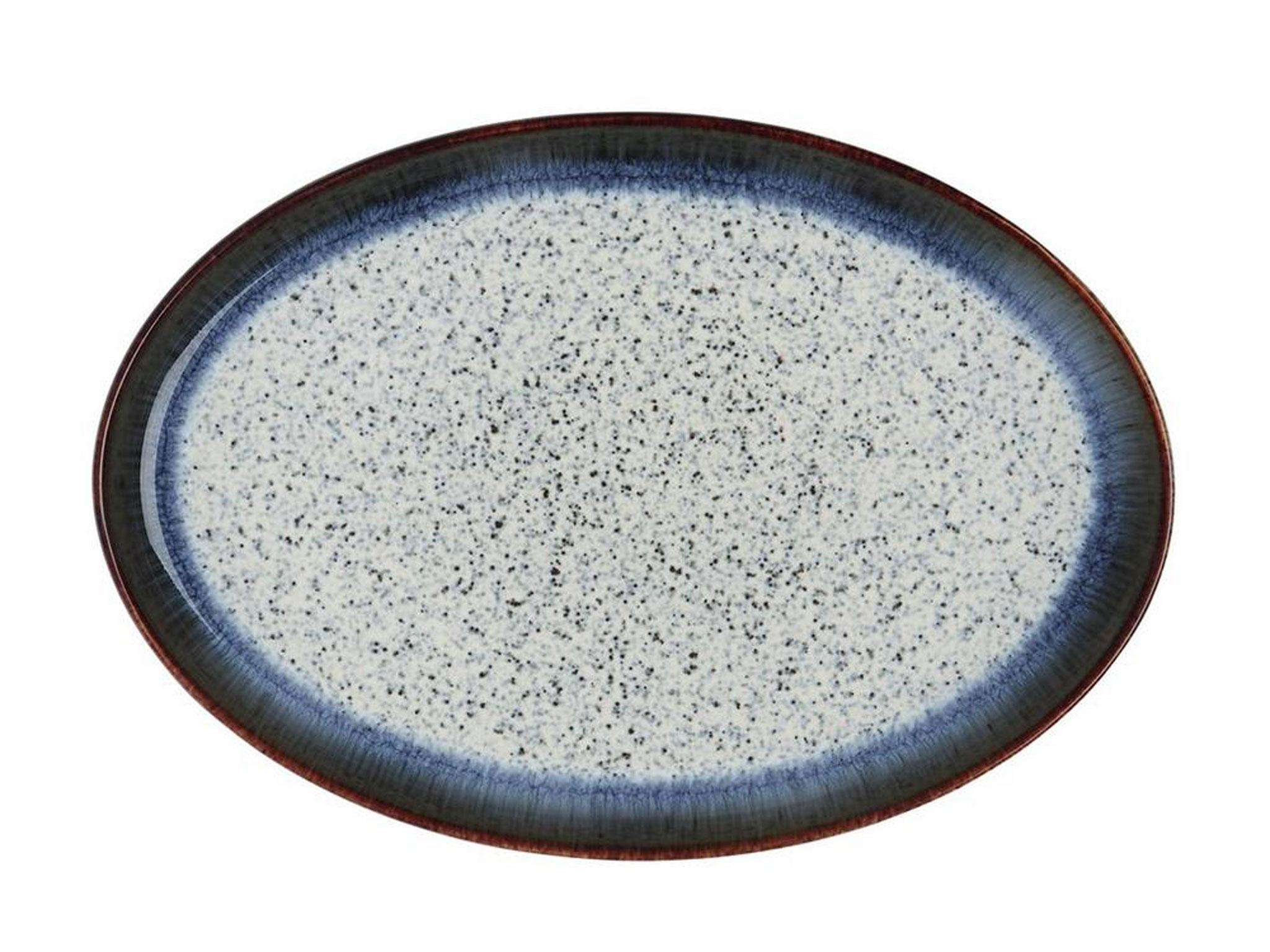 Denby u0027Halou0027 £15 per plate  sc 1 st  The Independent & 10 best plate sets | The Independent