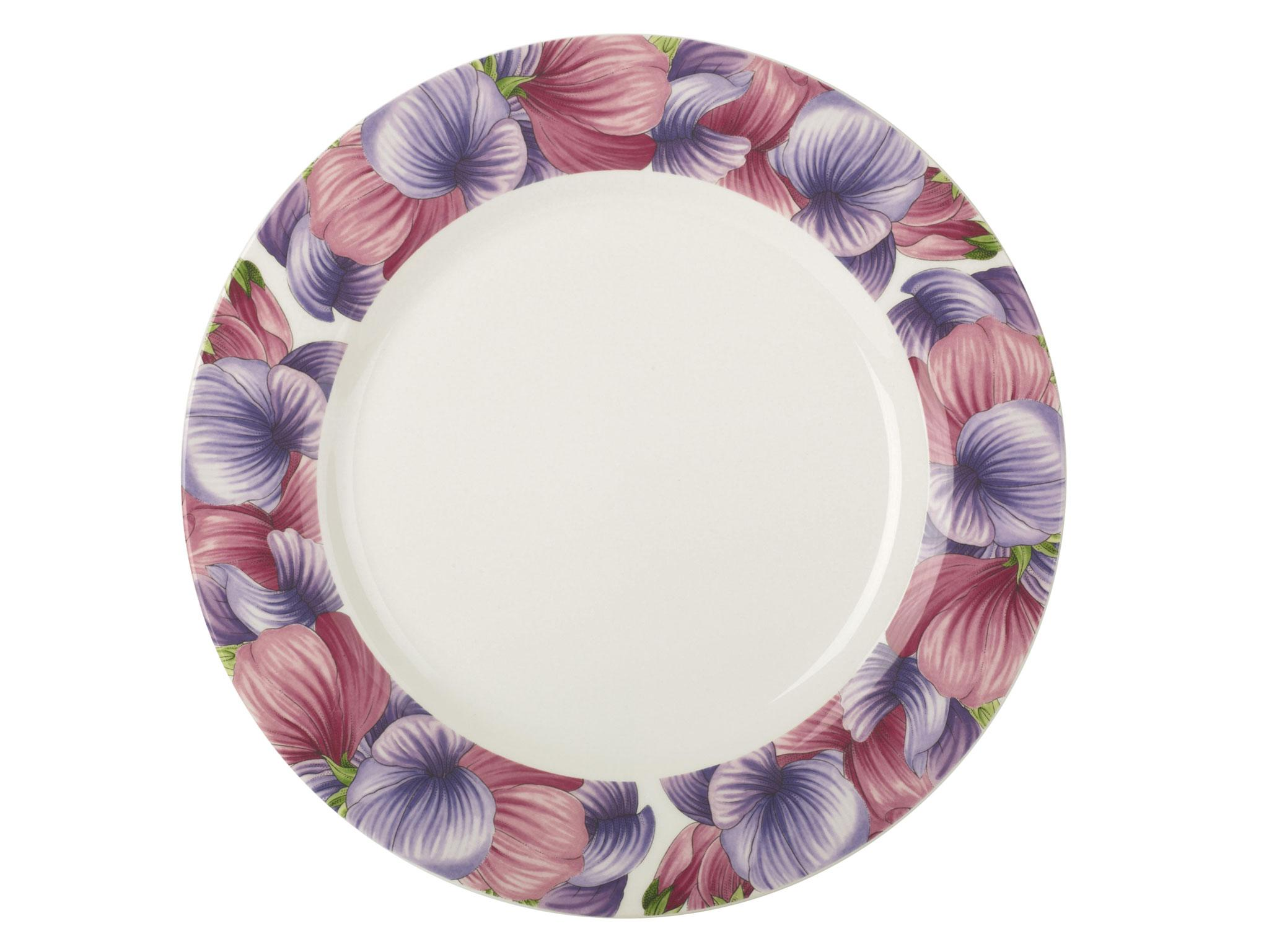 Portmeirion Botanic Blooms Sweet Pea dinner plate £10.99 per plate Portmeirion  sc 1 st  The Independent & 10 best plate sets | The Independent