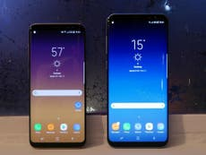 Samsung Galaxy Note 8 mysteriously stops working whenever