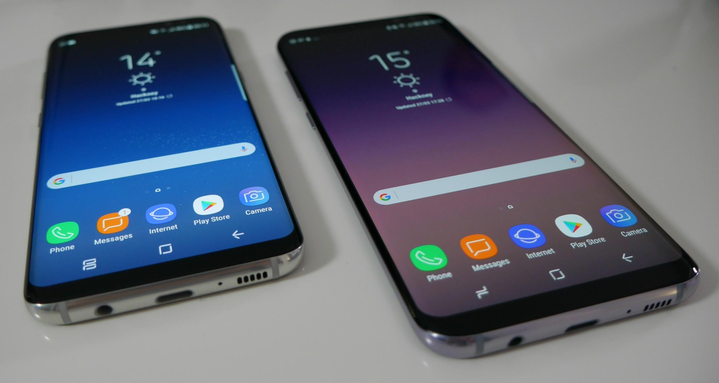 Samsung Galaxy S8 review: It's the best Android smartphone