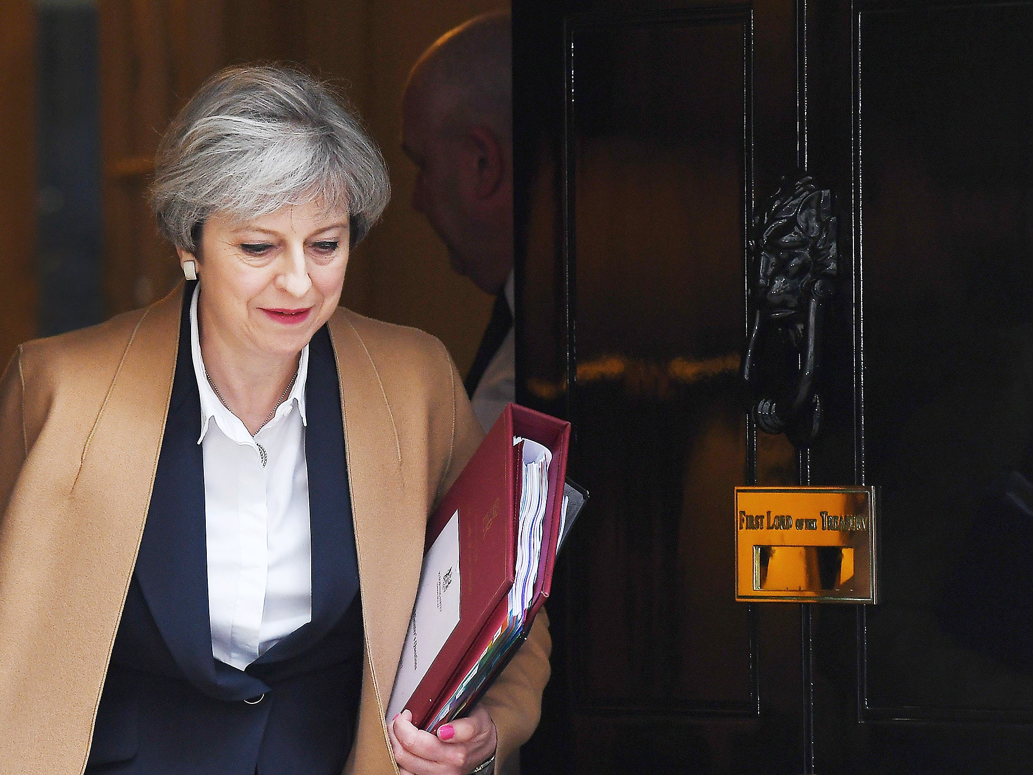 Read Theresa May's full statement on Brexit and triggering Article 50