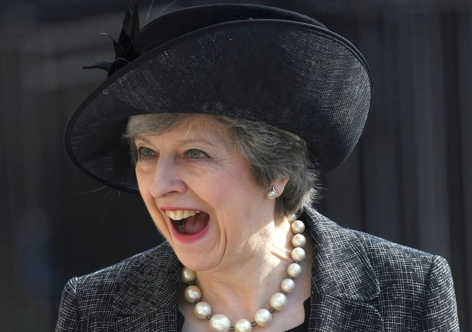 d3593f2fc57 The Independent Voices. Conservative party activists have nicknamed Theresa  May  Mummy  since her 2016 Tory leadership bid
