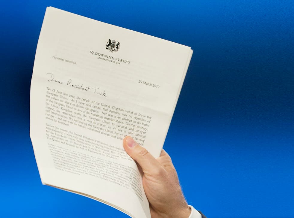 The letter officially triggering Brexit was sent to the EU last March – but can it be revoked?