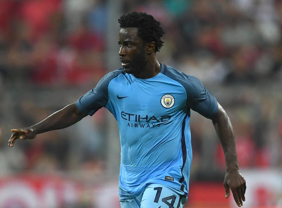 Bony looks set to leave Manchester City