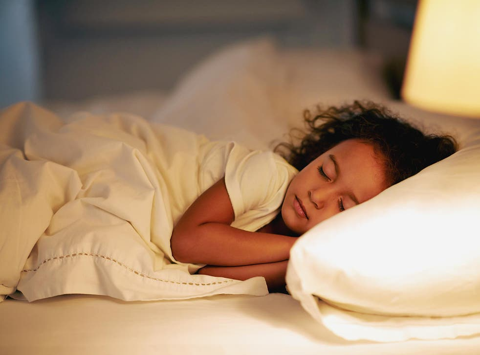 Do not feel guilty for sending your child to bed early