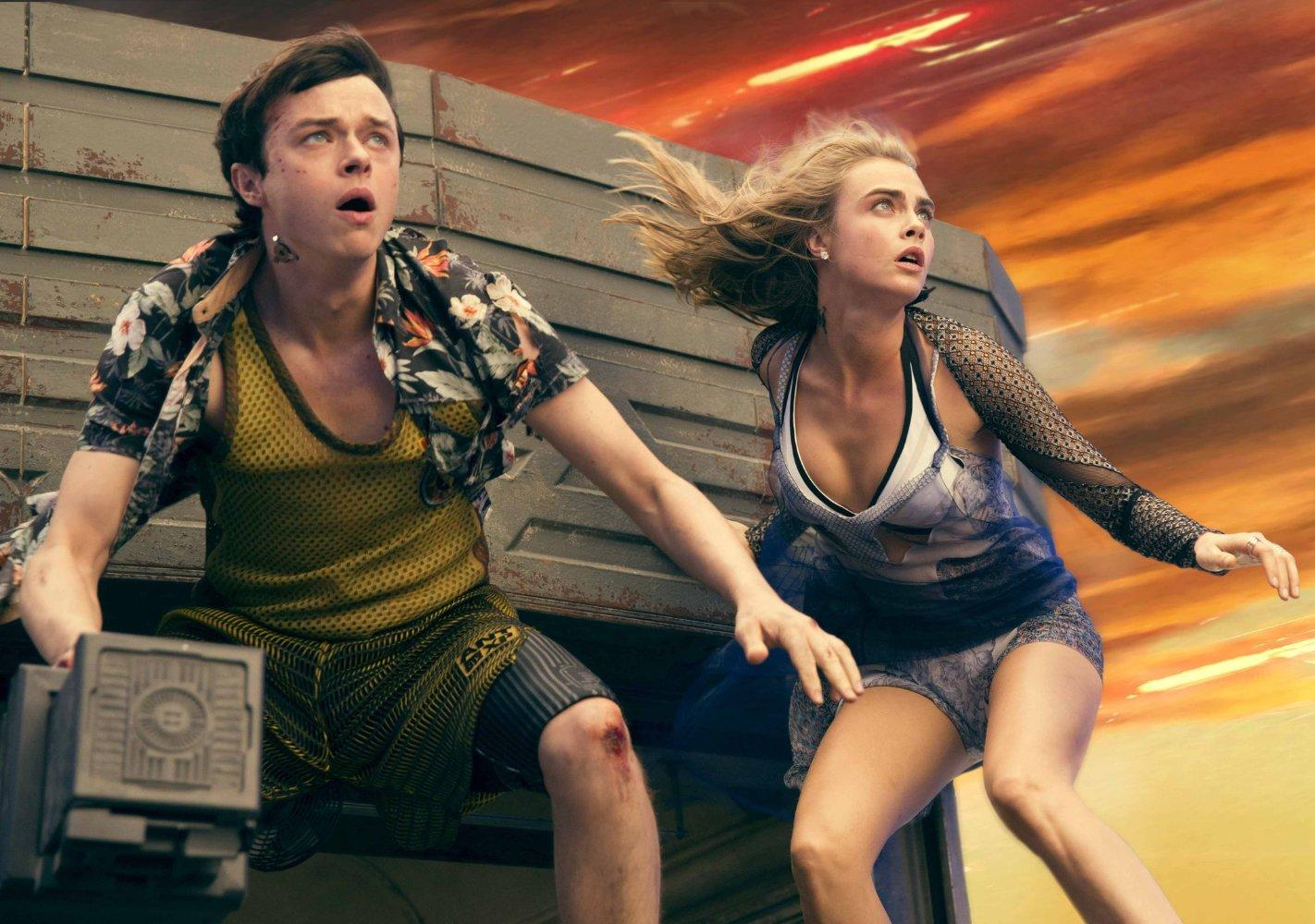 Luc Besson production company EuropaCorp struggling after Valerian flop
