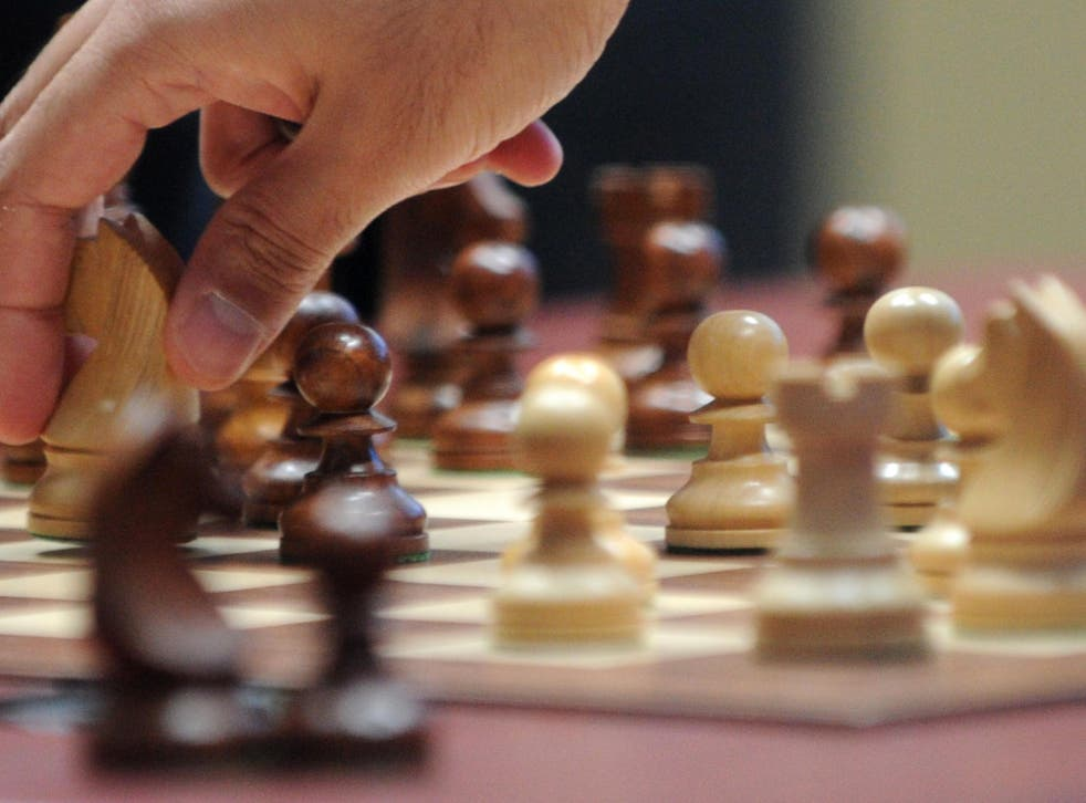 There has been a furious power struggle at the top of chess