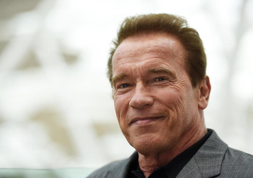 arnold schwarzenegger announces i m back after waking up from