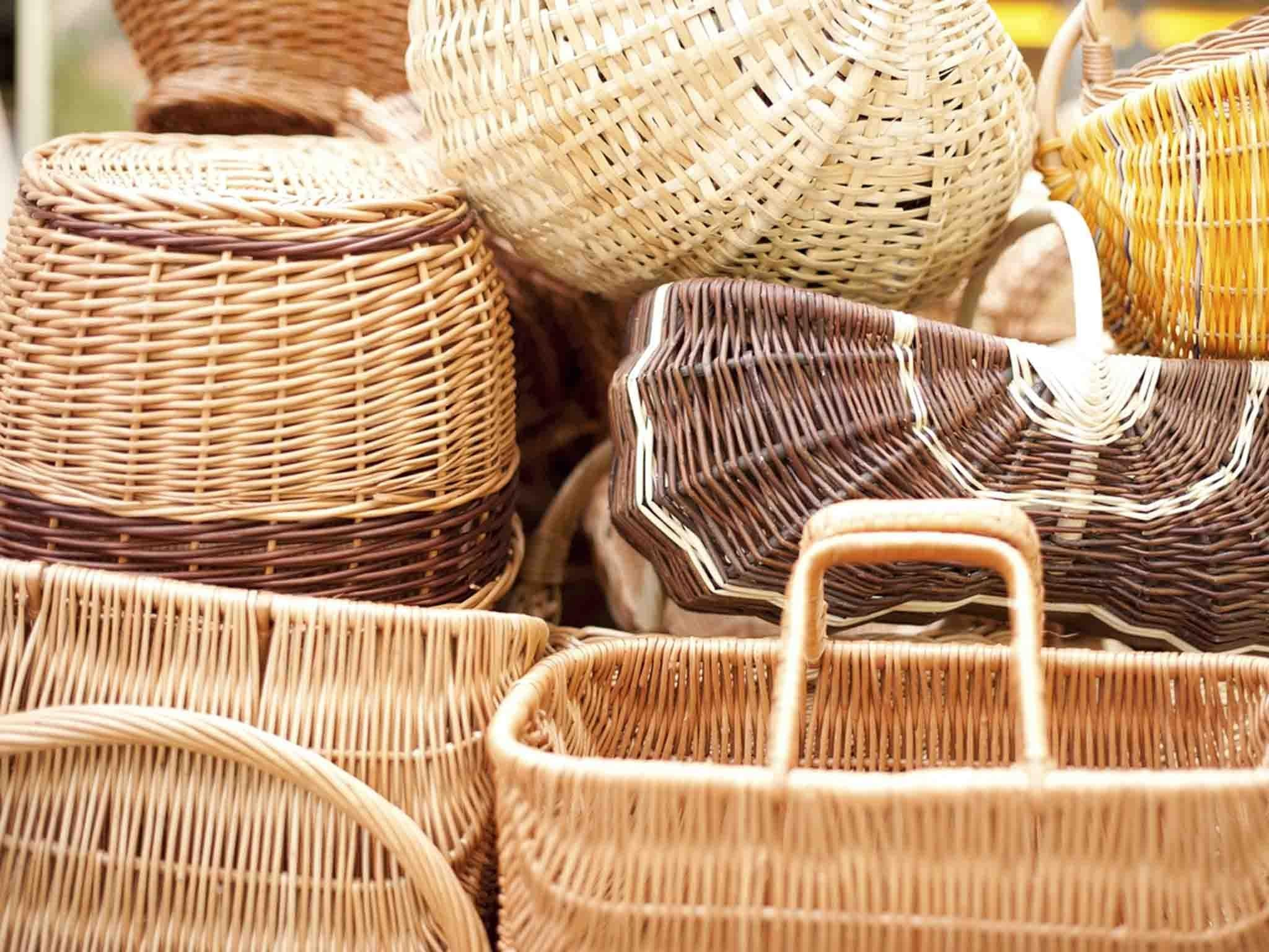 Why Basket Bags Are The Must-have Trend This Season