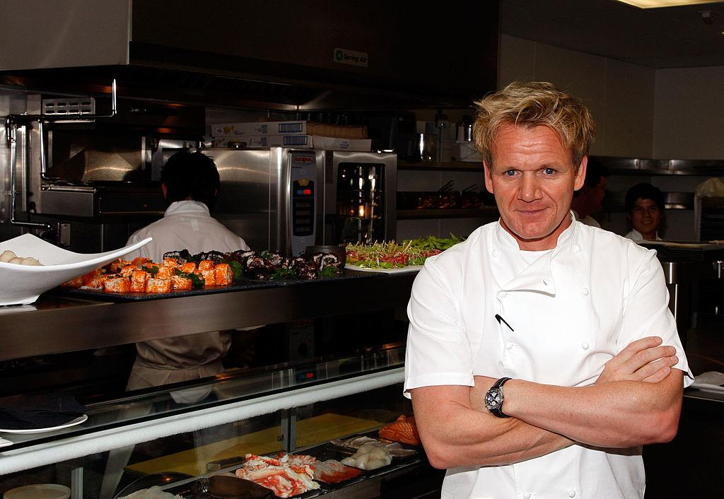 the one thing chef gordon ramsay refuses to eat - Hells Kitchen Tv Show