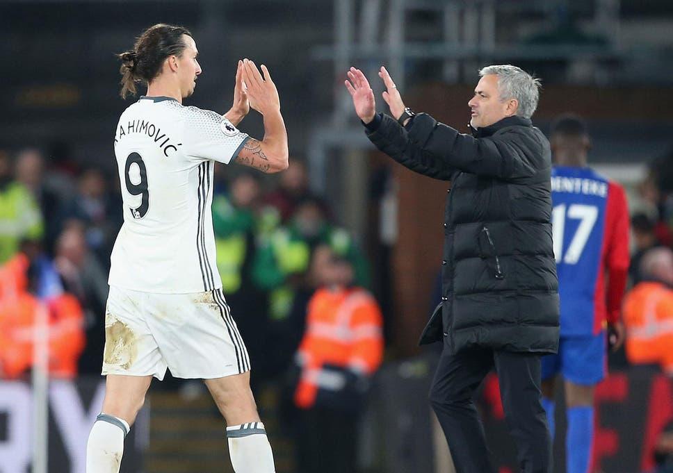 Jose Mourinho will support Zlatan Ibrahimovic - even if he
